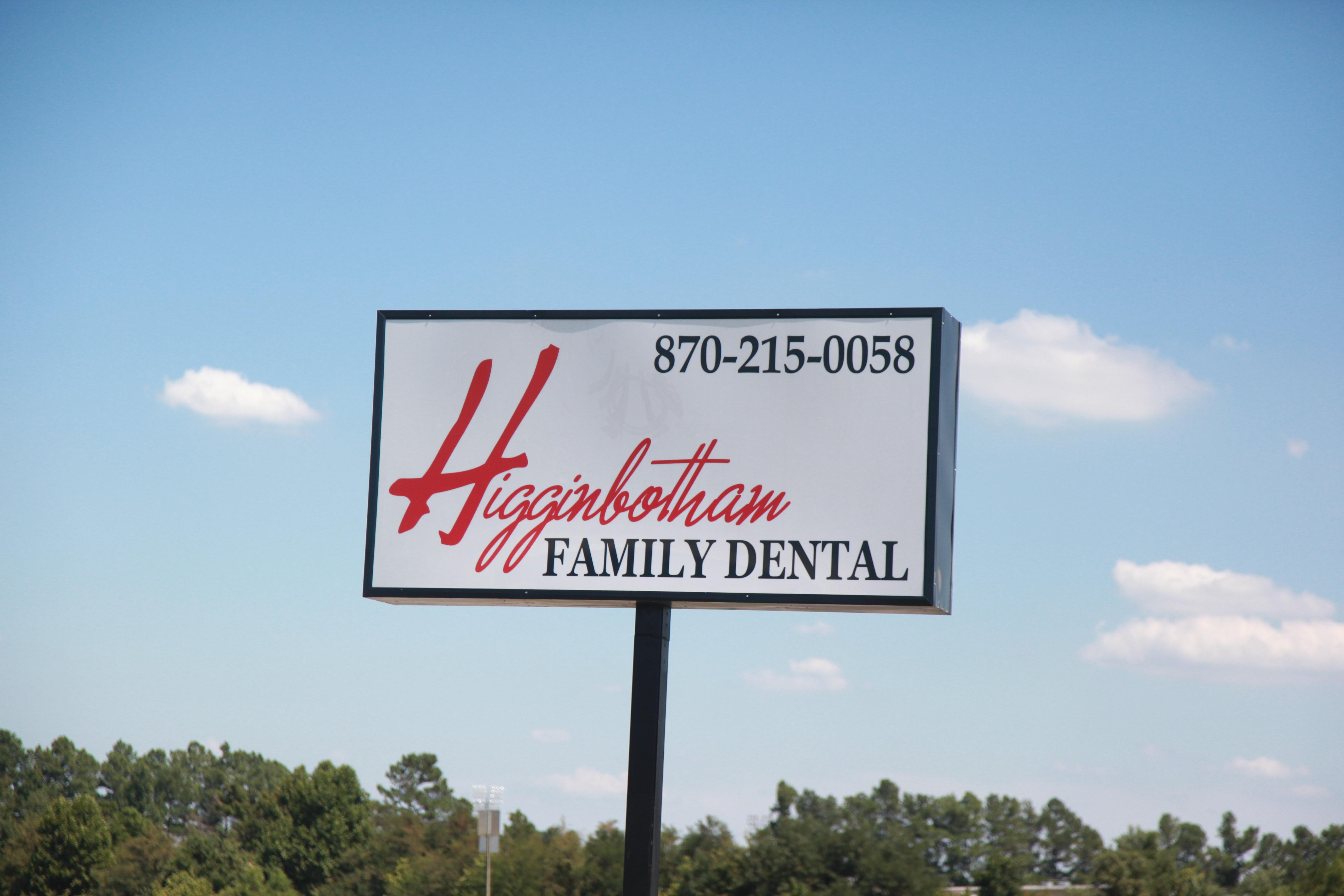 Higginbotham Family Dental