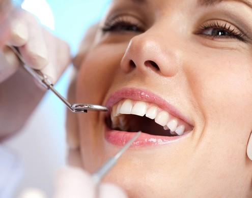 dental cleaning and checkups at dental appointment