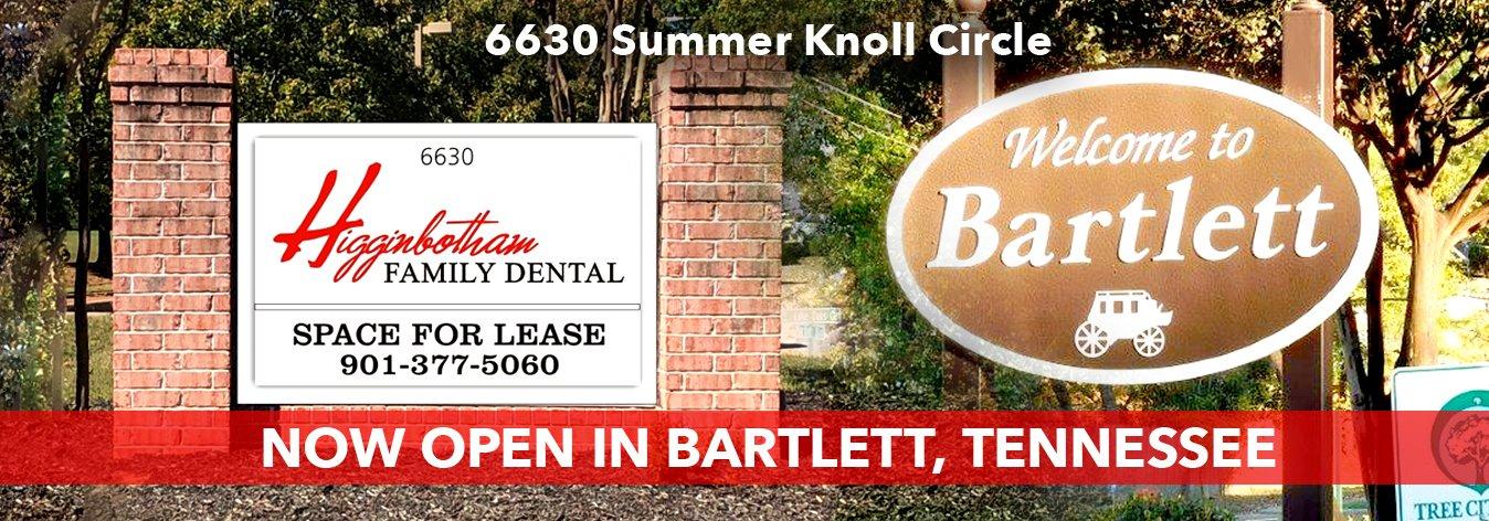 Bartlett-Now-Open
