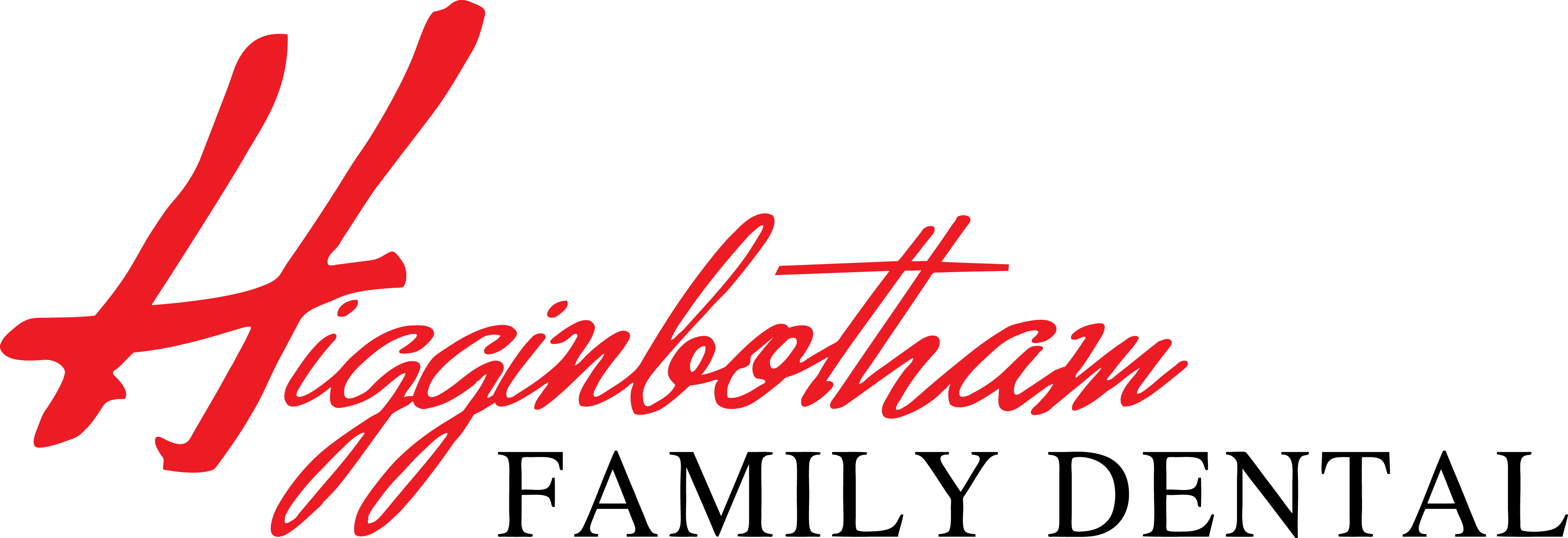 Higginbotham Family Dental Logo
