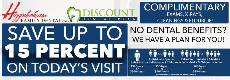 Dental Insurance Membership Plan