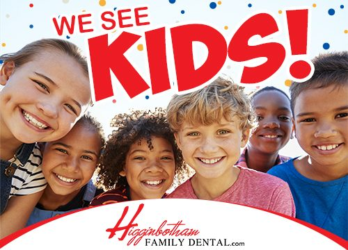 Dentist That Sees Kids