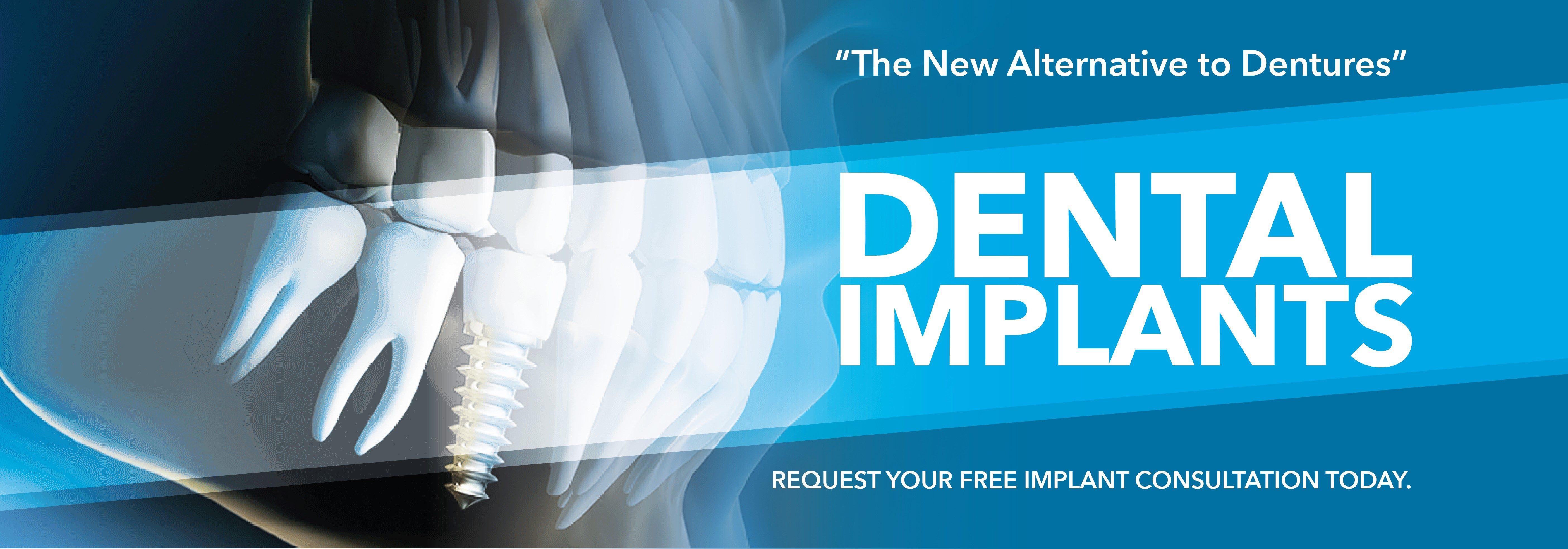Dental Implant Little Rock, AR
